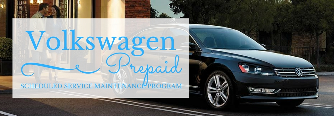 vw prepaid maintenance program
