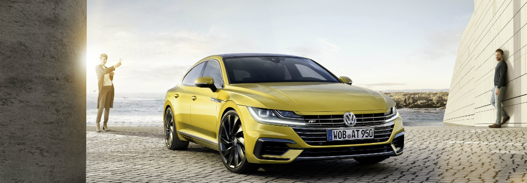 New VW Arteon Release