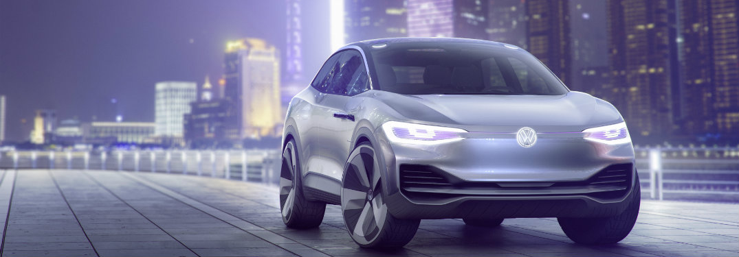 new vw electric suv