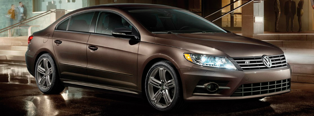 Features and Design of the 2017 Volkswagen CC Exterior
