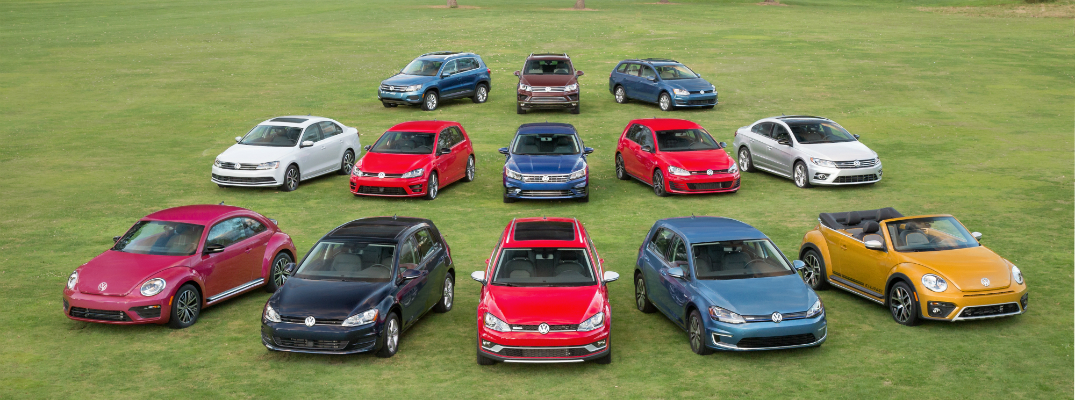 New Volkswagen Technology for 2017 Models Lineup