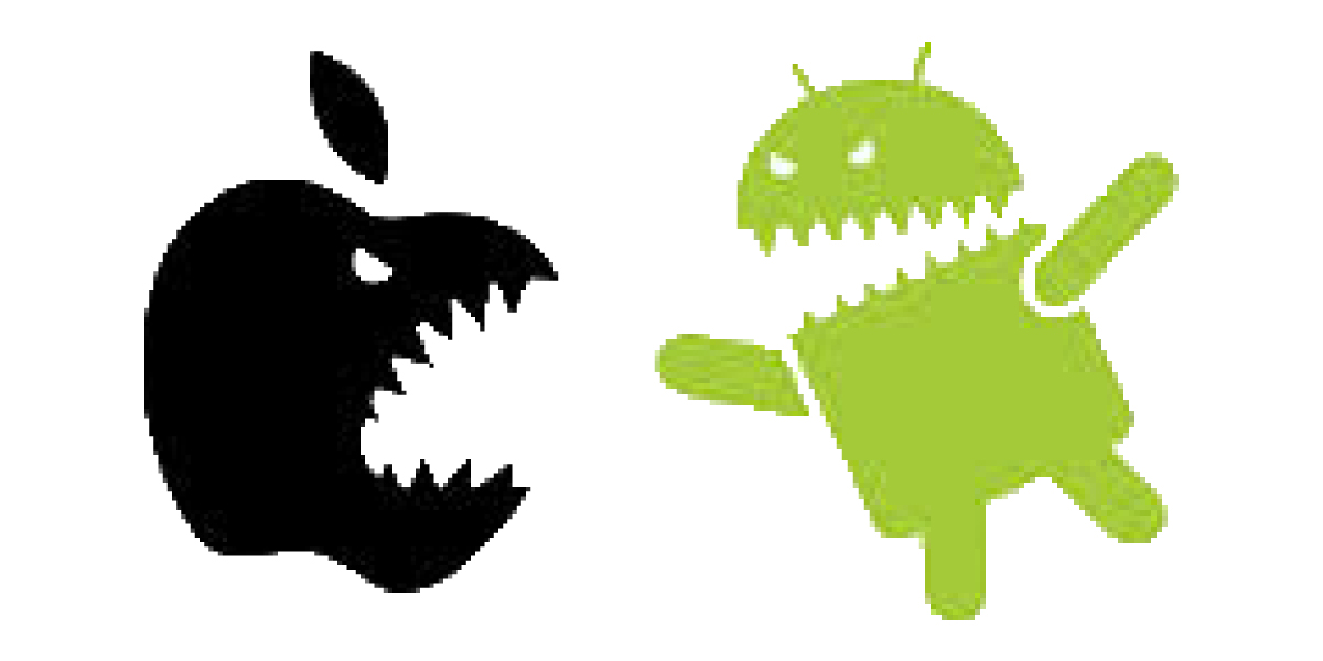 The Apple Vs Android Battle Is Taking It To The Cars