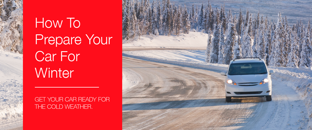 Winterizing Your Car: How To Prepare Your Car For Winter. Be Safe In The Cold