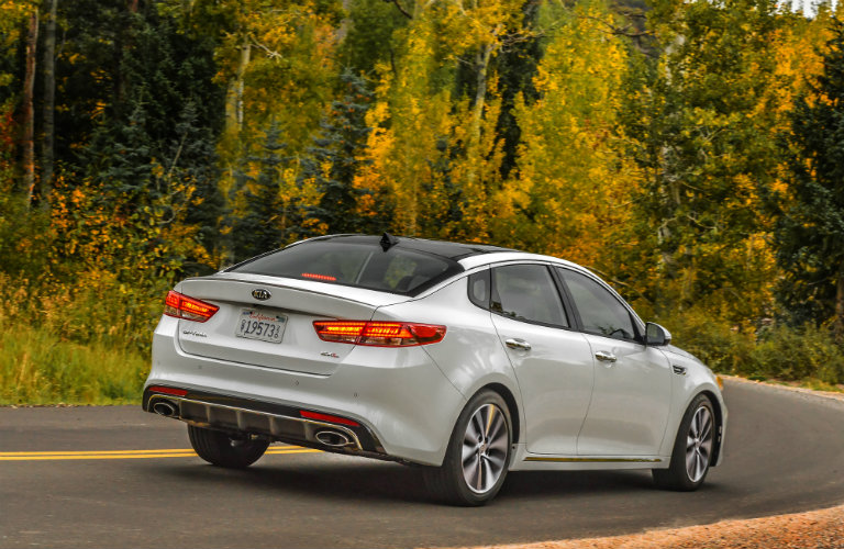 How Far Can The 2017 Kia Optima Get On One Tank Of Gas