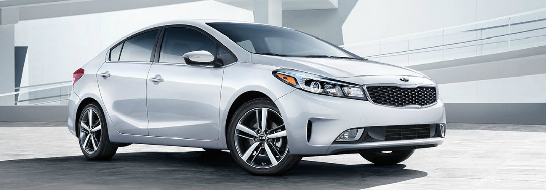2017 Kia Forte standard safety features