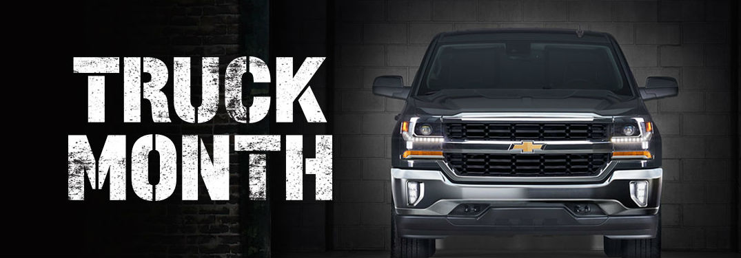 Image result for chevy truck month