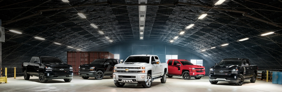 Chevy Silverado Special Editions in Colorado Springs, CO