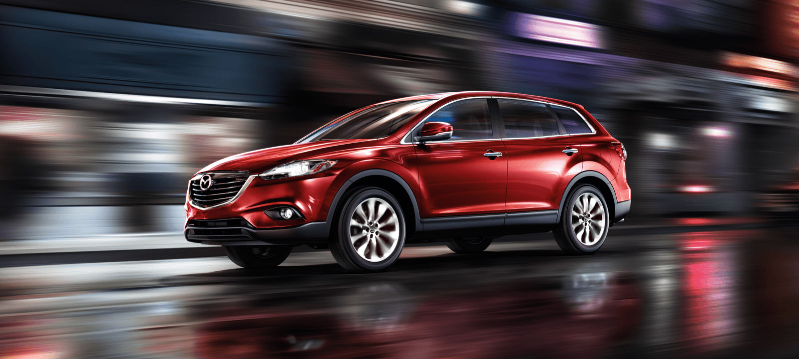 stay safe within the 2015 mazda cx-9