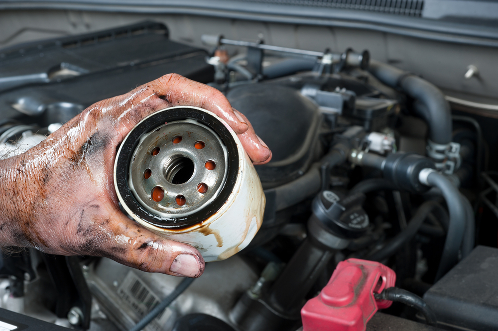 Book Your Next Oil Filter Change At CardinaleWay Mazda Las Vegas ...