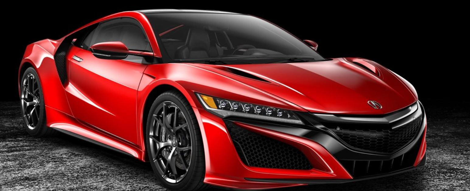 2017 Acura NSX Sold for Las Vegas Acura Dealership Las Vegas serving Henderson - New and Used ...