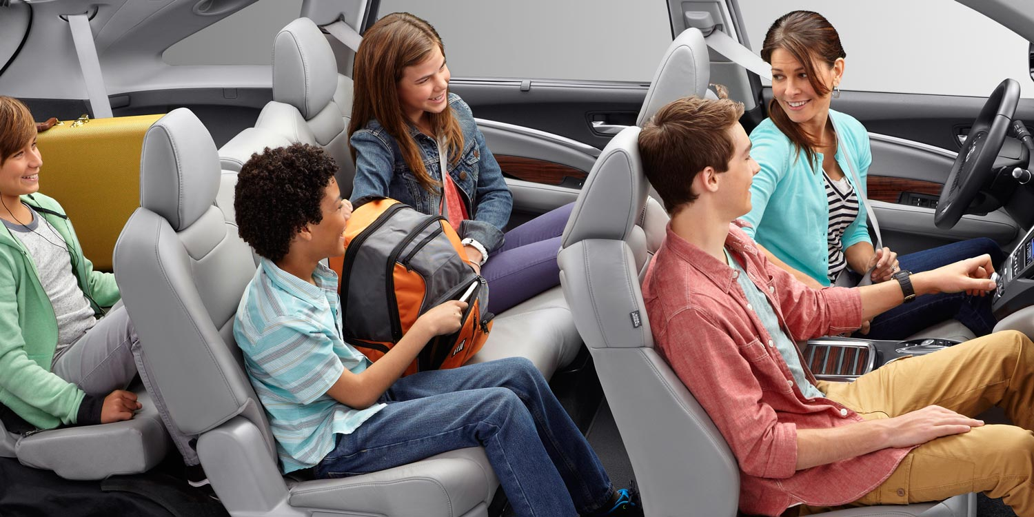 2016 Acura Mdx Suv Safety Features