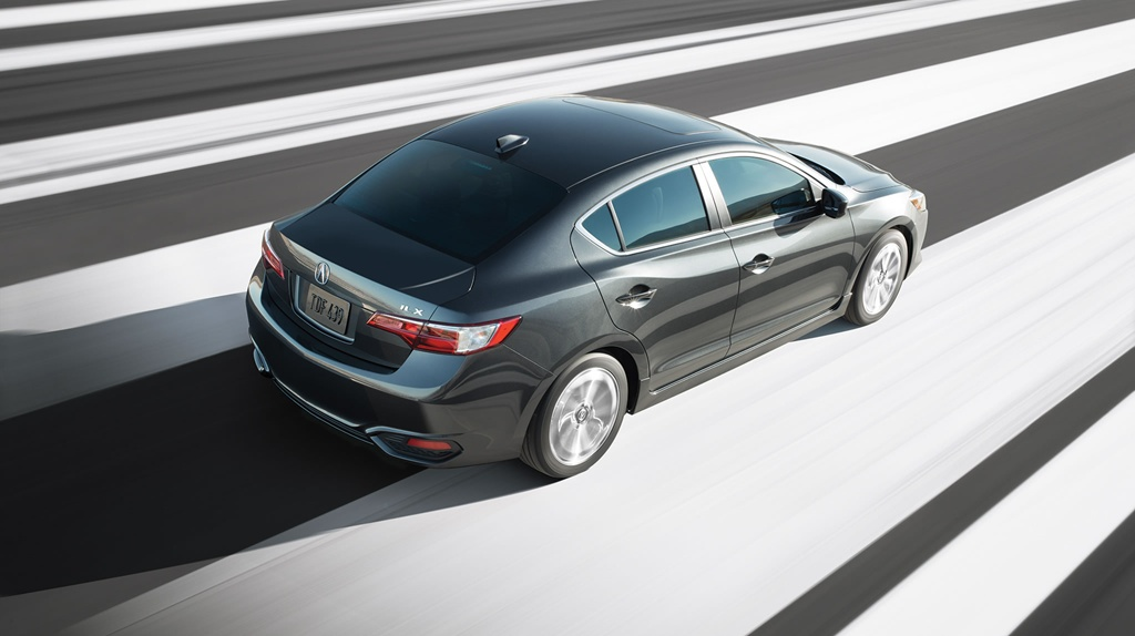 Acura ILX Makes The Grade With New Transmission And Suspension - Acura ilx suspension