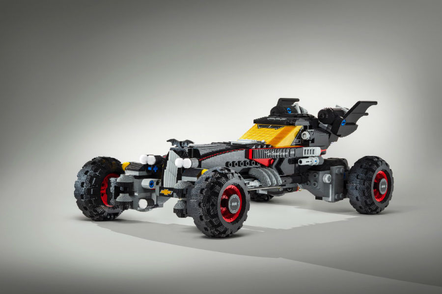 Top 5 Movie Cars of 2017 Lego Batman Movie Batmobile_o