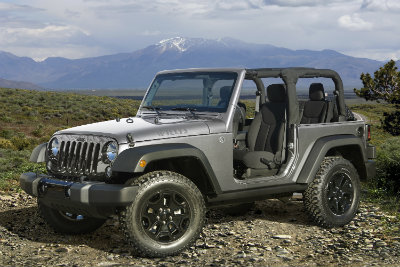 Advice for driving a Jeep Wrangler with the doors and top off