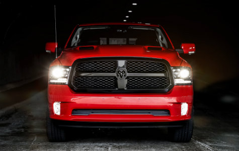2017 ram 1500 night package added features. Black Bedroom Furniture Sets. Home Design Ideas