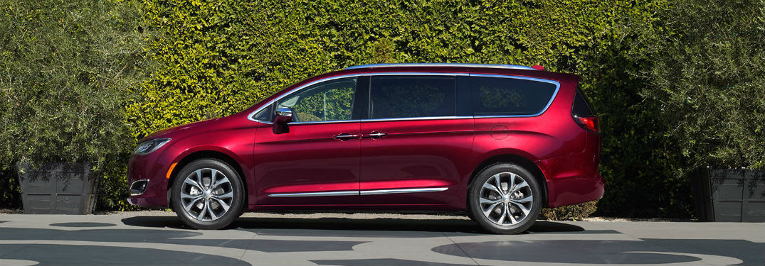 When will the 2017 Chrysler Pacifica Hybrid be available?