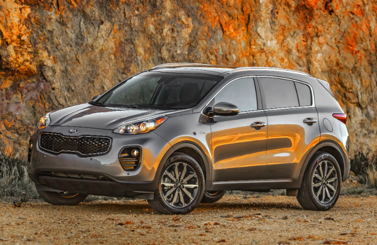 What Audio System Comes With The 2017 Sportage