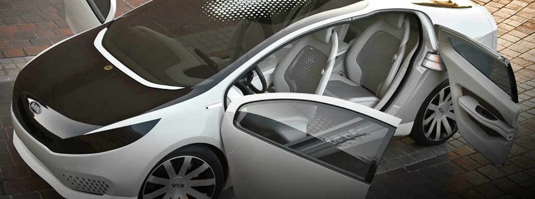 Features and Design of the All-New Kia Ray Concept Doors
