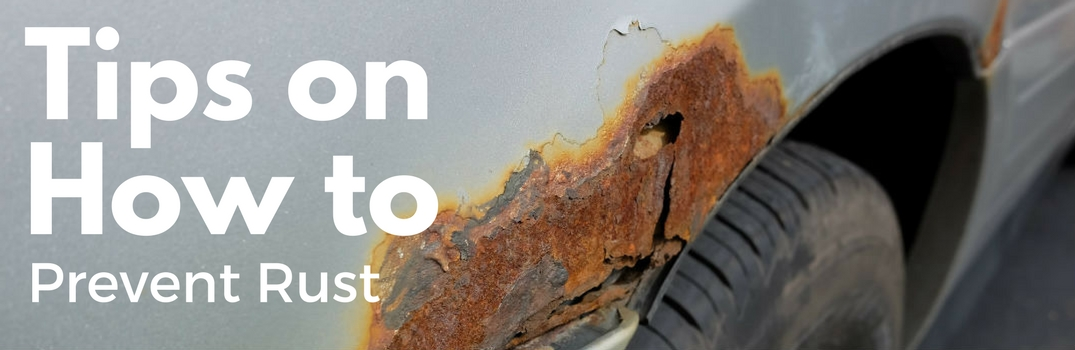 How to Prevent Rust on Your Vehicle