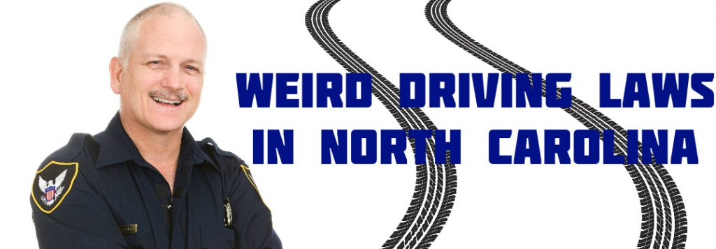 Weird Driving Laws in North Carolina