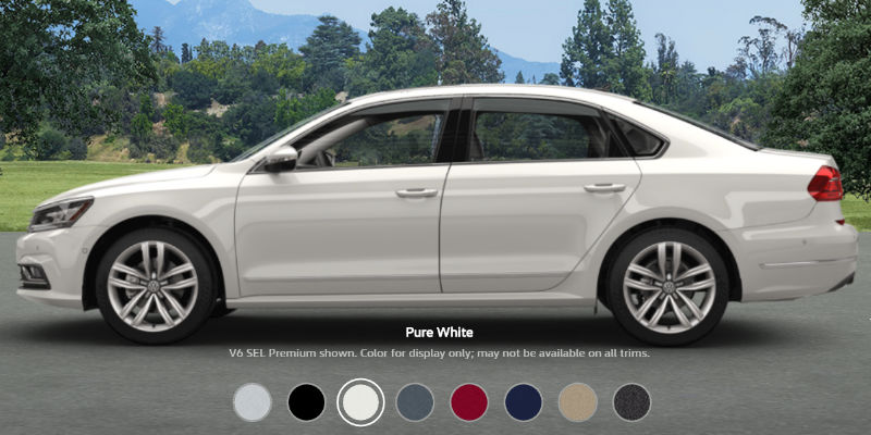 2017 vw passat color options and trim levels. Black Bedroom Furniture Sets. Home Design Ideas