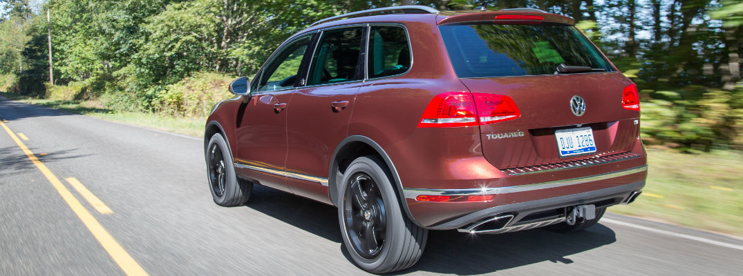 What will replace the Volkswagen Touareg?