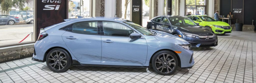 2017 Honda Civic Lineup Photo Gallery