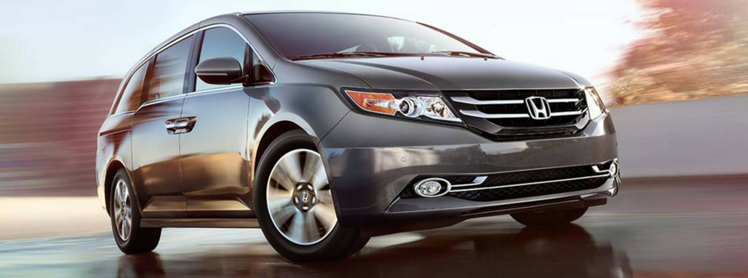 2017 honda odyssey color options