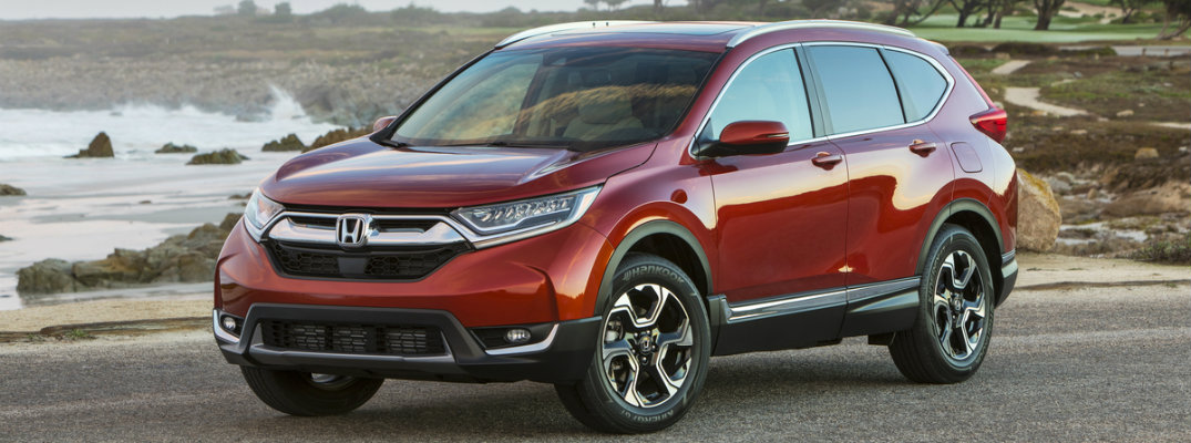 2017 Honda CR-V Engine Options, Fuel Economy, and Driving Range