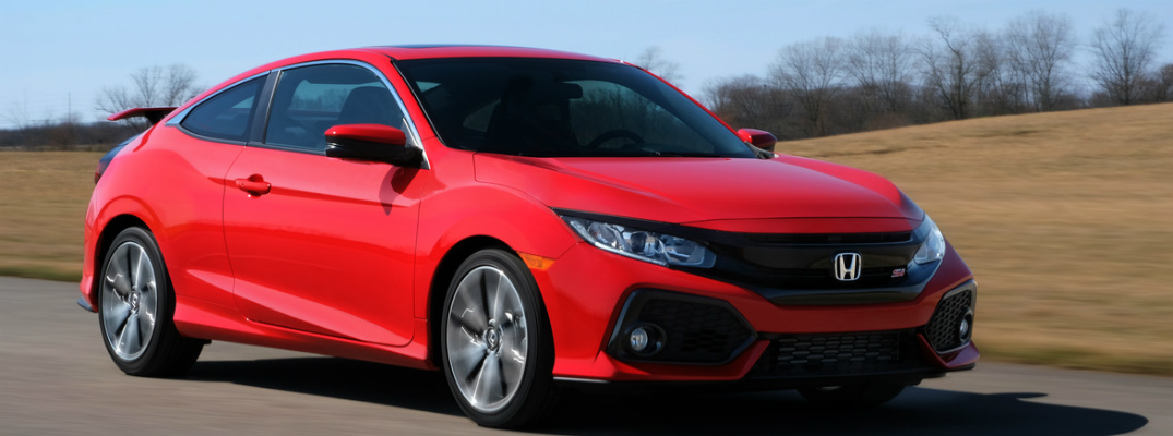 Performance Specs for the 2017 Honda Civic Si
