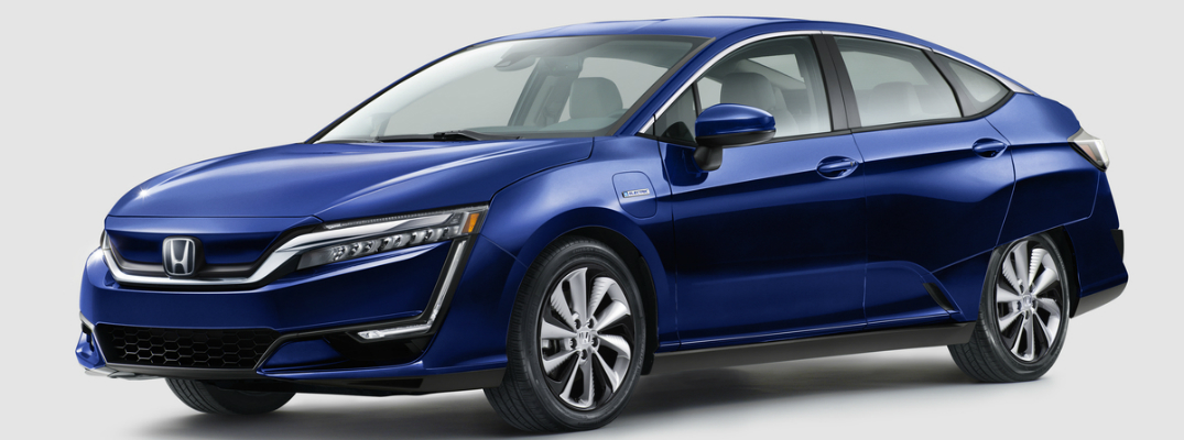 Features of the 2017 Honda Clarity Electric Vehicle Exterior