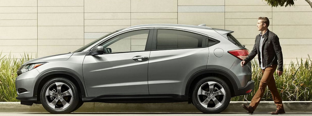 when will the 2018 honda hr v come out. Black Bedroom Furniture Sets. Home Design Ideas