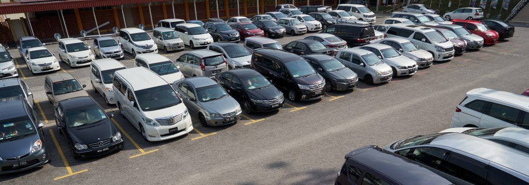 Used and Pre-owned Car Lot