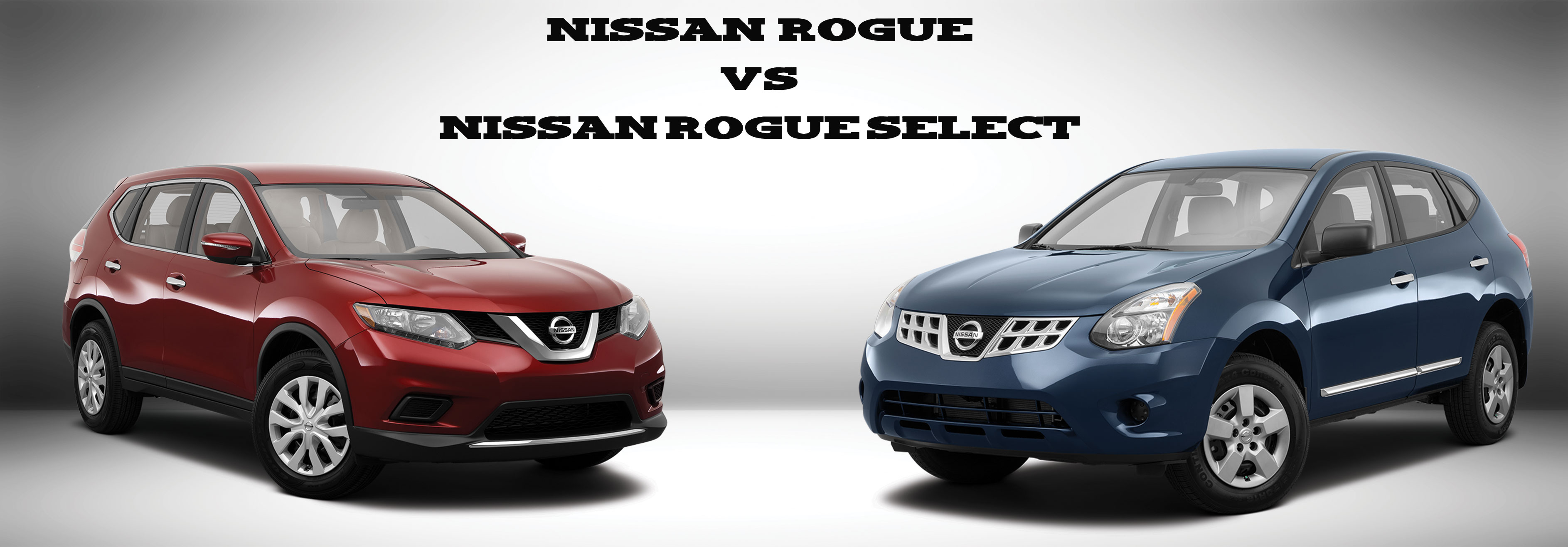 Nissan Rogue Select >> Nissan Rogue Vs Nissan Rogue Select What Is The Difference Jack