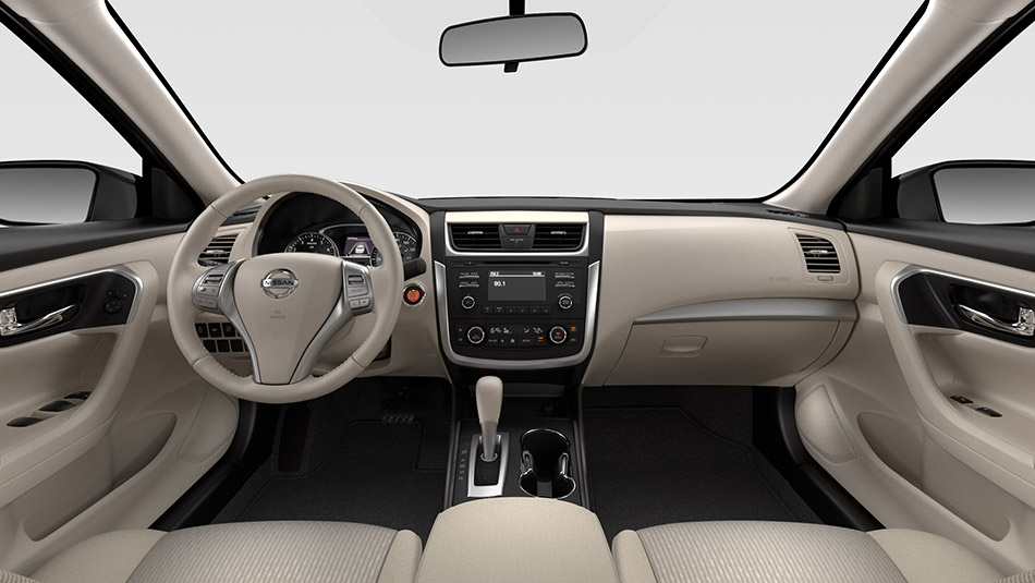 2016 Nissan Altima Color Options