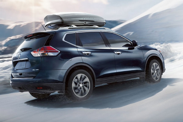 top 6 features of the 2016 nissan rogue. Black Bedroom Furniture Sets. Home Design Ideas