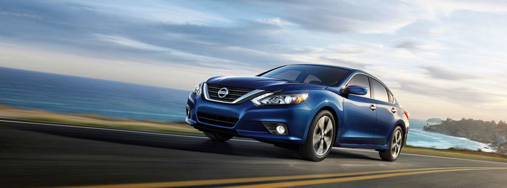 2017 Nissan Altima Configuration Differences