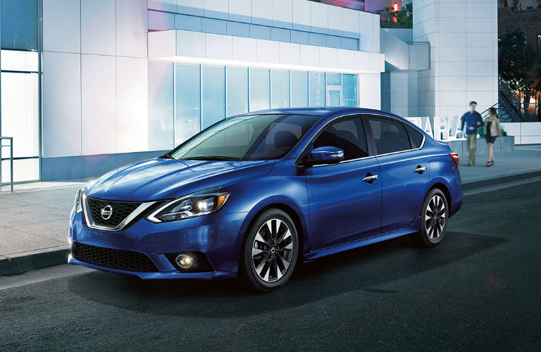 2017 nissan sentra configurations and pricing