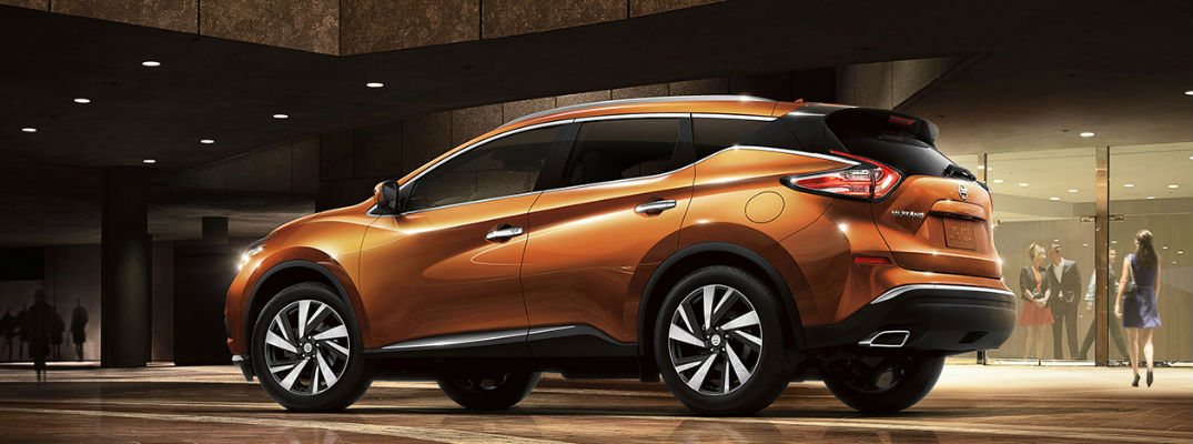 nissan murano 2017 5 mid year update. Black Bedroom Furniture Sets. Home Design Ideas