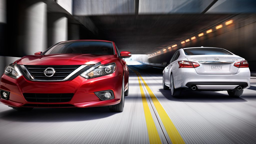 2016 Nissan Altima Vs Competition Nashville