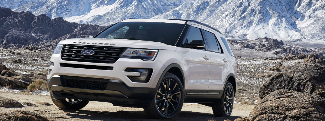 Ford explorer trim packages autos post