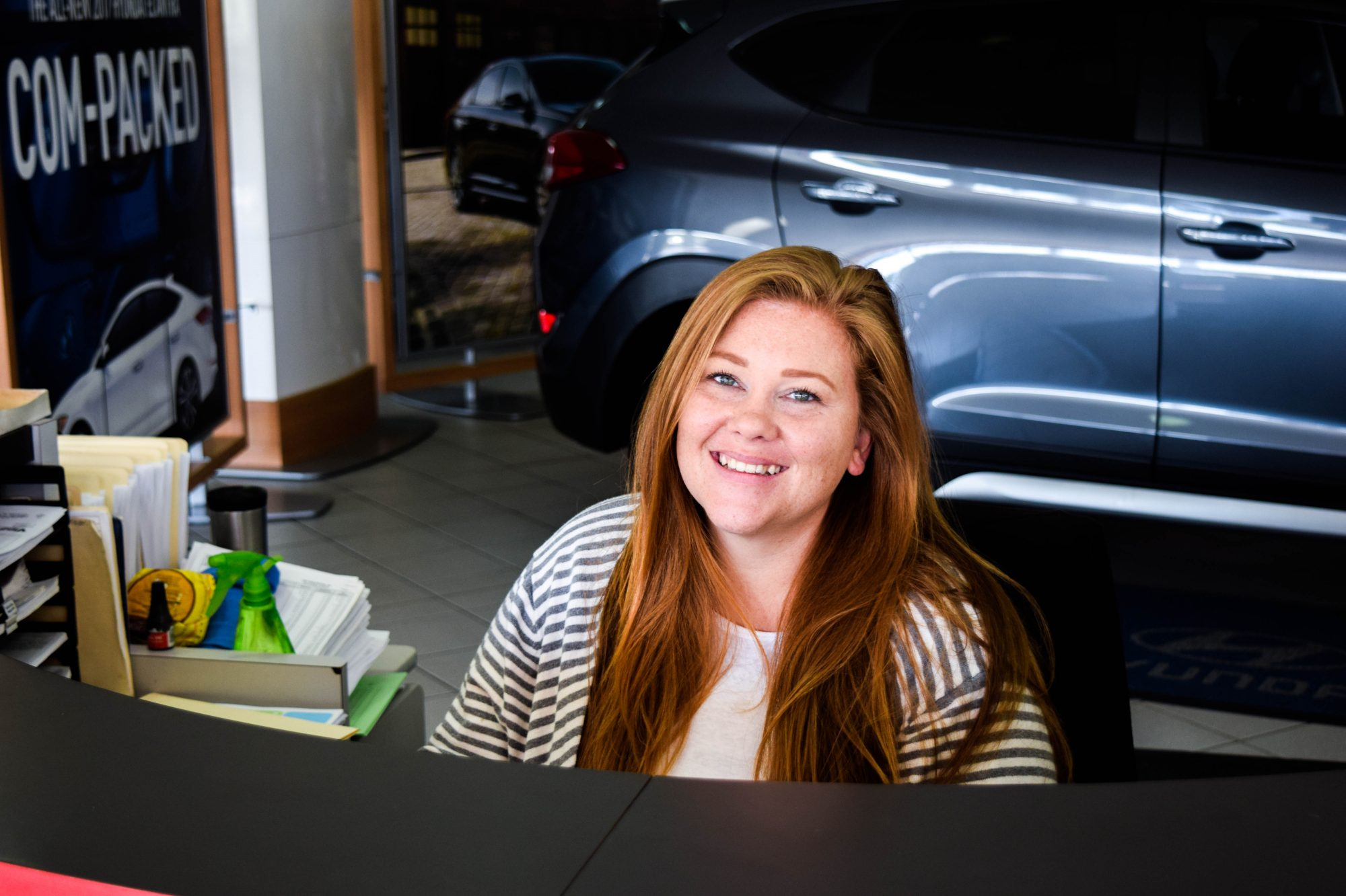Ken Vance Motors Says Goodbye To Sarah Guckenberg Ken Vance