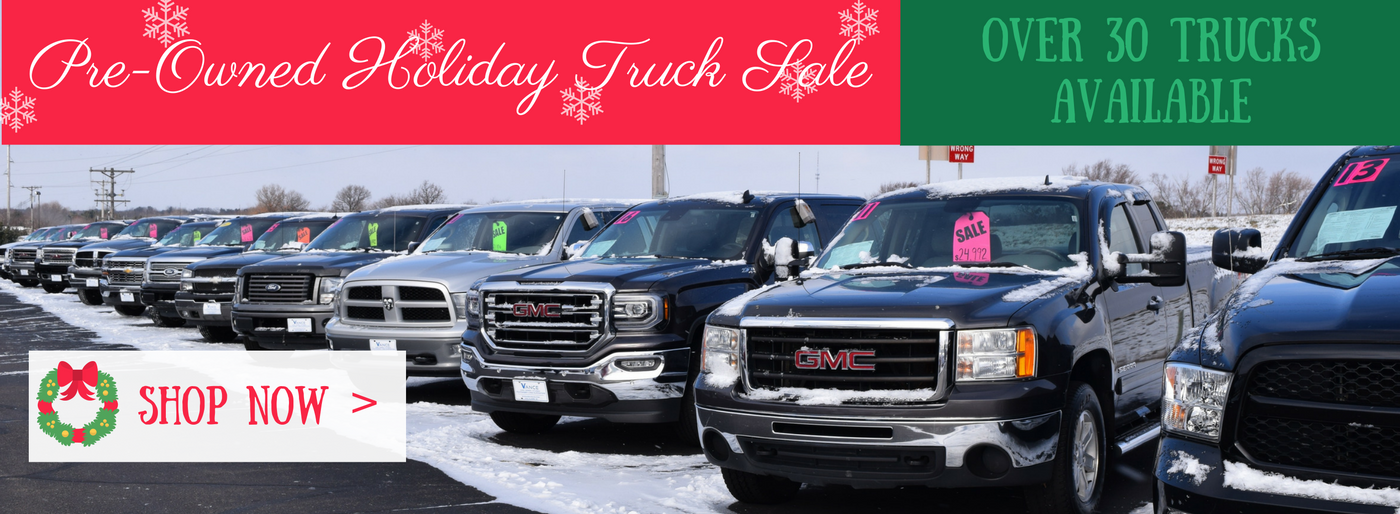 Holiday Pre Owned Truck Sale Ken Vance