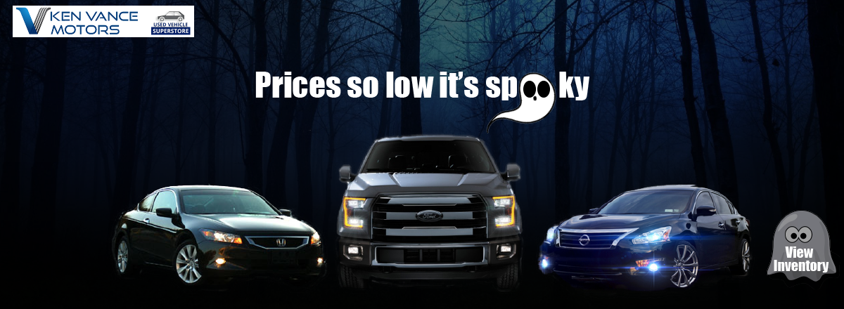 Prices so low it's spooky
