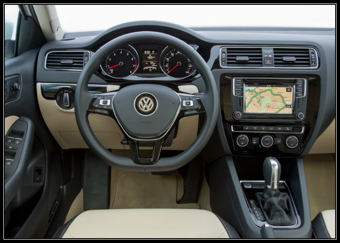 Interior 2016 Vw Jetta