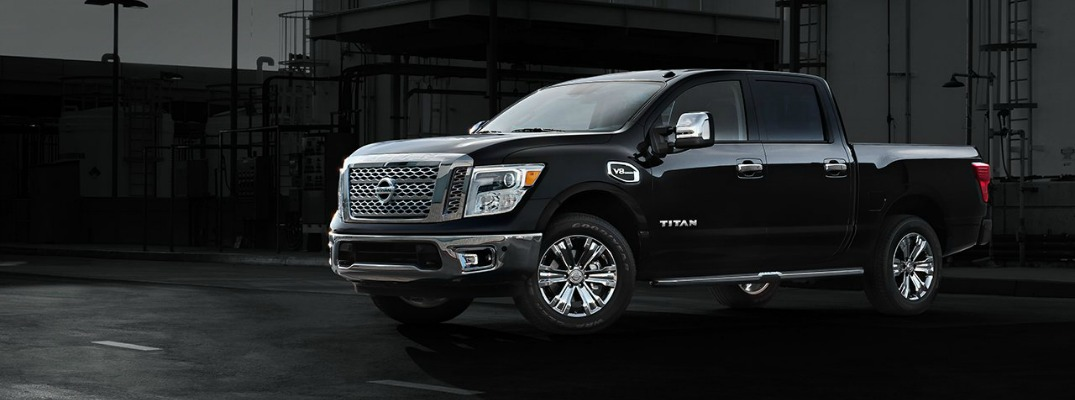 2017 nissan titan new features jackson tn. Black Bedroom Furniture Sets. Home Design Ideas