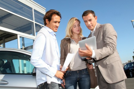 how to get a car loan with poor credit rating