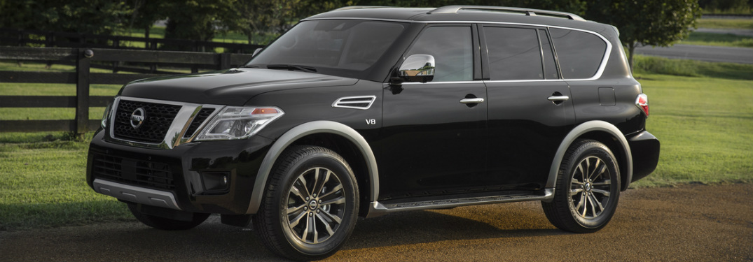 How much will the new Nissan Armada cost?