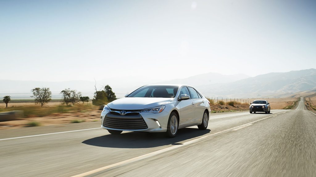 2017 Toyota Camry is Set to Impress