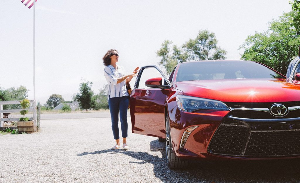 Toyota Camry named top American-Made Vehicle